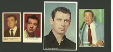 Yves Montand Actor Movie Film Star Fab Card Collection A