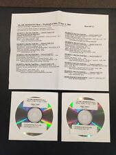 The Dr. Demento Show #07-13 March 31- April 1st 2007 Rare 2 cd Radio Show