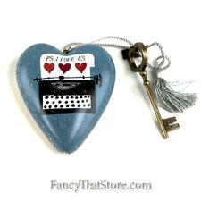 Valentine's | PS I Love Us by Michael Mullan Art Heart for Demdaco | NIP | Mint