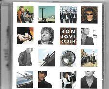 CD ALBUM 13 TITRES--BON JOVI--CRUSH--2006