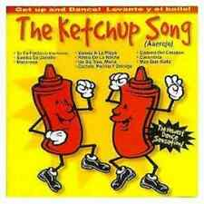 RED HOT RHYTHM MAKERS - THE KETCHUP SONG: ASEREJE - CD