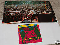 THE KINKS:2LPs-ONE FOR THE ROAD-ORIGINALE+POSTER EX++