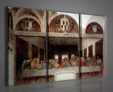 Stampa su tela Leonardo Da Vinci L'ultima Cena quadri moderni stampe moderne