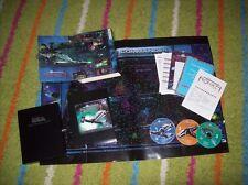 WING COMMANDER 5 Prophecy rarità PC!!! BIG BOX CON POSTER tutti i Goodies!!!