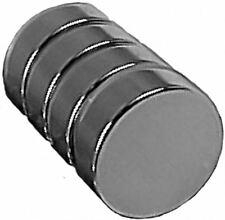 4 Neodymium Magnets 3/4 x 1/4 inch Disc N48 Rare Earth