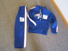 NFL Giants Reebok Child 2 piece set S (4) jacket pants