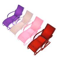 Fashion   Doll Accessories Mini Furniture Beach Chair Kids Pretend Play/Toy