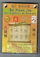QI GONG - BA DUAN JIN - LES 8 PIÈCES DE BROCART  - DVD NEUF NEW NEU