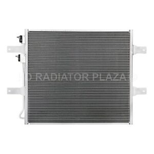A/C Condenser For 06-10 Dodge Ram 2500 3500 4500 5500 L6 5.9L 6.7L Diesel Only