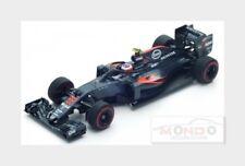 Mclaren F1 Honda Mp4-31 #22 Halo Test Italian Gp 2016 J.Button Spark 1:43 S5022
