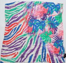 NEUF GUESS PAR MARCIANO écharpe en tissu écharpe 65cm x 65cm (45) 10-14 #678
