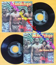 LP 45 7'' BLACK BLOOD Mandingo He nana he 1978 italy DURIUM DE.3007 no*cd mc dvd