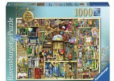 Ravensburger Bizarre Bookshop No. 2 - 193141 - 1000 Pieces - New Sealed NIB