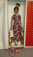 """18"""" Robert Tonner Olivia #173/500 Mint in Box w/Tag Beautiful African Queen"""