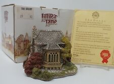Lilliput Lane The Briary Cottage Ornament Figurine NEW