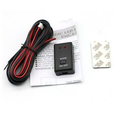 Estrobo Flash Controlador Módulo Para LED Freno deja de Luz Intermitente Luz Lámpara 2 maneras de Reino Unido