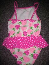 Baby Girls Swimsuit 6-9 Months Excellent Condition
