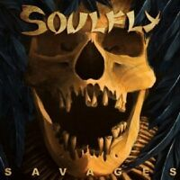 SOULFLY - SAVAGES  CD LIMITED DIGIPACK MIT BONUSTRACKS NEU++++++++++