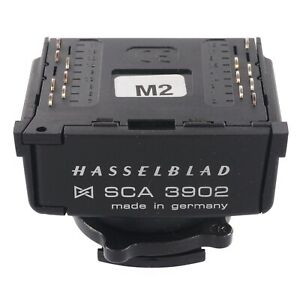 Hasselblad SCA 3902 Flash adapter M2 for H Series as H1 H2 H3 H4D H5D GX645AF