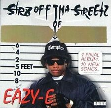 Str8 Off tha Streetz of Muthaphu**in Compton [PA] by Eazy-E (CD, Nov-1998, Ruthless)