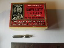 Lots of 5 Vintage William Mitchell/'s RESERVOIR nibs for $10.00