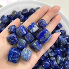 2.2lb LAPIS LAZULI A- Grade  bulk stones royal blue gray 2.2LB