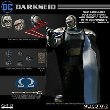 Mezco Toys ONE:12 COLLECTIVE Darkseid 6 inch scale DC Universe  figure NEW