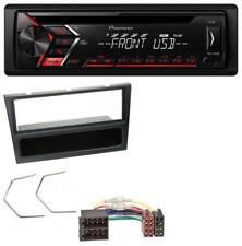Pioneer USB MP3 AUX CD 1DIN Autoradio für Opel Agila Combo Vivaro Corsa C Omega