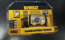 DEWALT DWHT70440 104 LUMENS JOBSITE LED HEADLAMP NEW