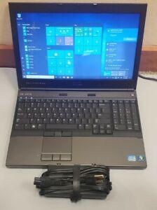 Dell Precision M4600 Core i7-272QM 2.20GHz 12GB RAM 750G HDD WEBCAM TOUCHSCREEN