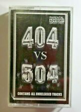 404 vs 504 Various Artists, Pooh, Thug Dog, Pretty Boy Thug, 2000, Gangsta Rap