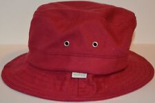 HUF Bucket Hat Red Size S M New Without Tags 36e7a01613bb