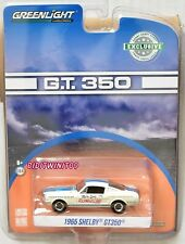 GREENLIGHT 2018 HOBBY EXCLUSIVE 1965 SHELBY GT350 REYNOLDS FORD