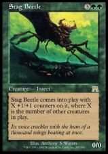 MTG 4x STAG BEETLE - Onslaught *Rare Insect Counter PL*