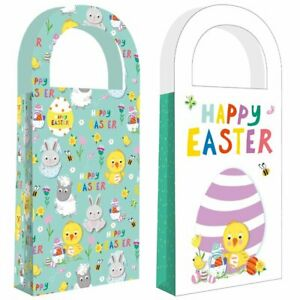 Easter Treat Paper Bags -Pack of 4