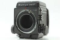 【EXC+++++】 Mamiya RB67 Pro S Body Medium Format Film Camera from Japan #523