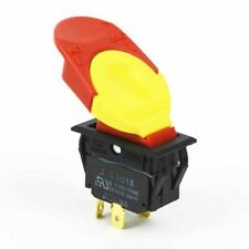 Power Tool Paddle Safety Key Electric On / Off Toggle Switch