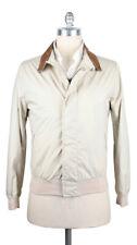 $750 Luigi Borrelli Beige Jacket Size 40 (US) / 50 (EU)