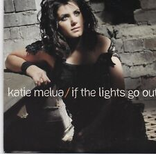 Katie Melua-If The Lights Go Out promo cd single