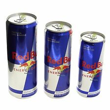 Red Bull Energy Drink Storage Can 473ml