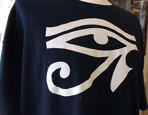 Eye of Horus t-shirt , Egyptian style Horus tee shirt