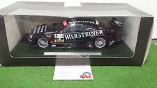MERCEDES CLK DTM AMG noir 2002 Alzen Warsteiner 1/18 MAISTO Btq B66962162 voitur