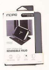 "New Incipio Invert Reversible Folio iPad Mini & Universal 7"" Tablet Cover"