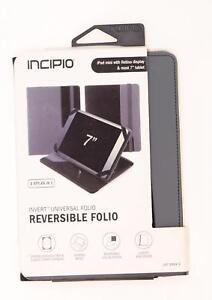 "new Incipio Invert Reversible Folio iPad Mini & Universal 7"" Tablet Cover"