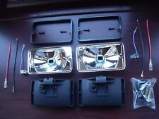 Peugeot 205 GTI CTI NEW CLEAR siem reflector SPOT LIGHT REBUILD LENSE UNITS KIT