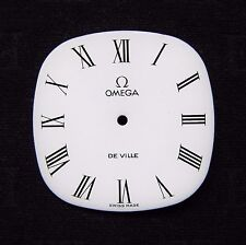 Omega de Ville 100% genuine Swiss made watch dial - NOS