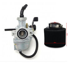 22mm Carburetor + 38mm Pod Air Filter For Honda XR CRF 50 70 KLX110 Pit Dirtbike