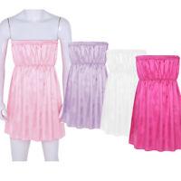 Crossdress Male Silk Satin Pajamas Sleep Dress Nightwear Sleepwer Gay Underwear