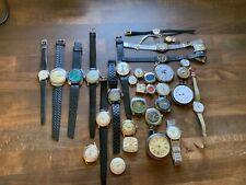 Lot de montres hommes