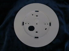 2 White, Honeywell THERMOSTAT  Wall Plate for CT 87 N  CT 87 K MOUNTING Plate
